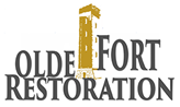 Olde Fort Restoration Logo