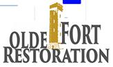Olde Fort Restoration Logo